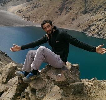 Hamid / atlas trekking morocco