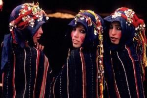 atlas trekking morocco imilchil festival