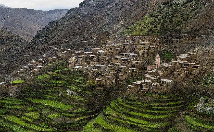 Morocco Hiking Day Trip Imlil Valley From Marrakech