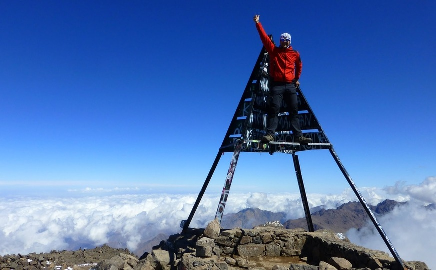 Morocco Toubkal Trekking Peak and Valleys