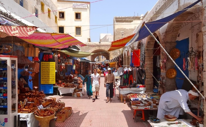 Marrakech to Essaouira Day Trip / Atlas trekking morocco