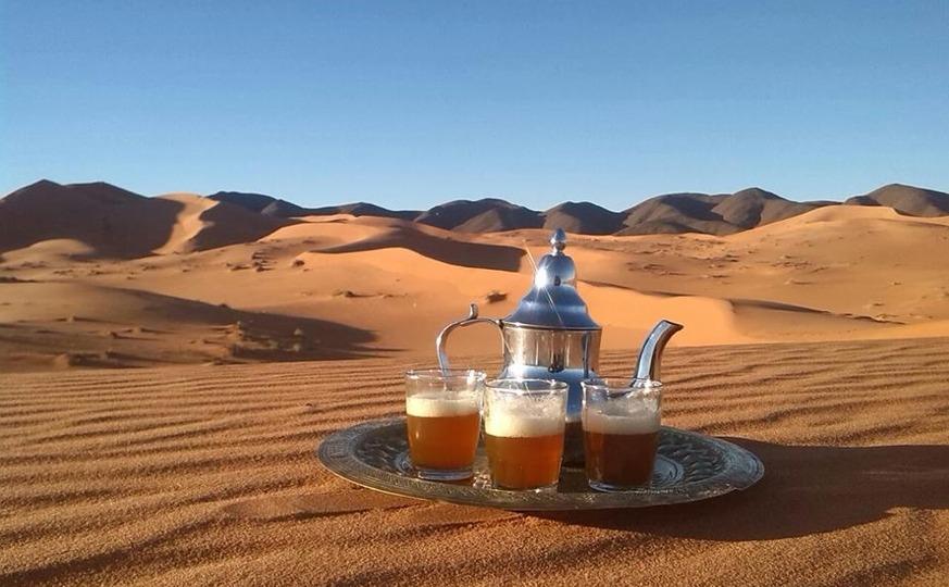 Toubkal Sahara Combined Trip
