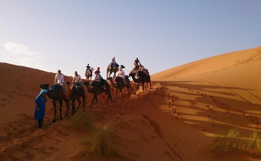Mt Toubkal Summit and Sahara Desert Tour