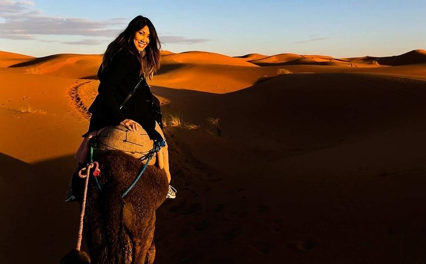 Morocco Camel Ride Tour Atlas Trekking Morocco