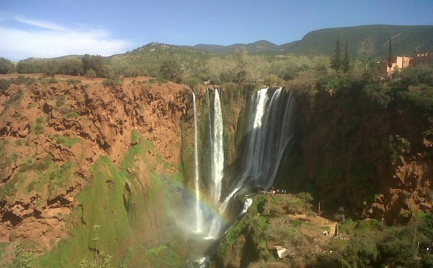 day trip ouzoud waterfulls excursion