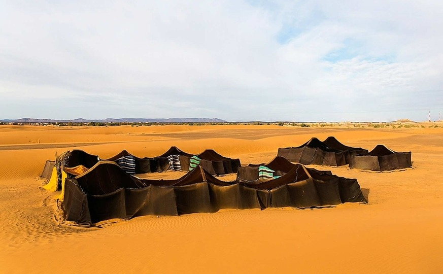 Morocco Camel Ride Tour 2 Days - Atlas Trekking Morocco