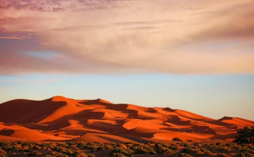 Morocco Sahara Tour, Merzouga Dunes Expedition - 3 Day