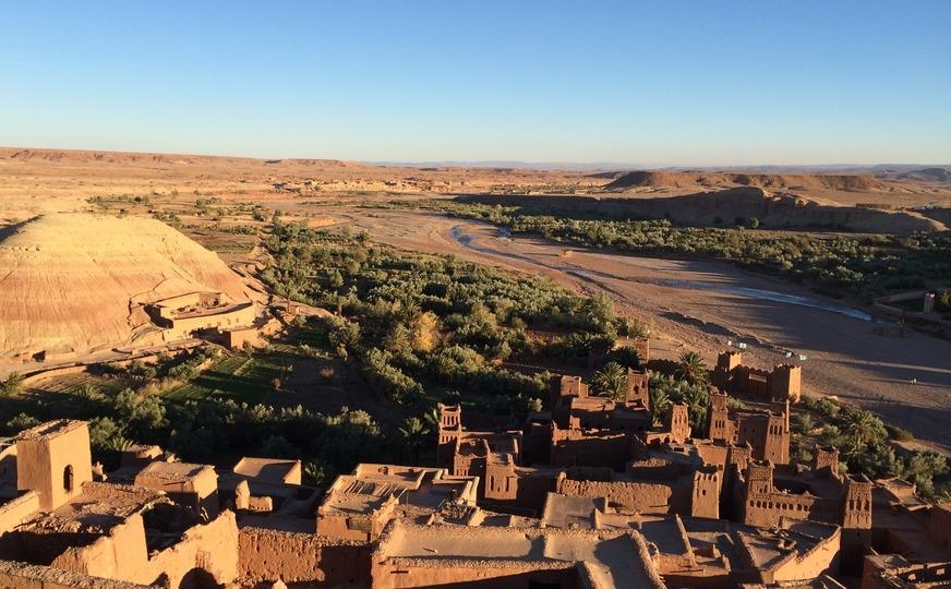Toubkal Summit Trek and Sahara Desert Tour