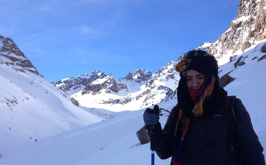 Toubkal Summit Winter Trek 3 Days - Trekking Mt Toubkal Ascent