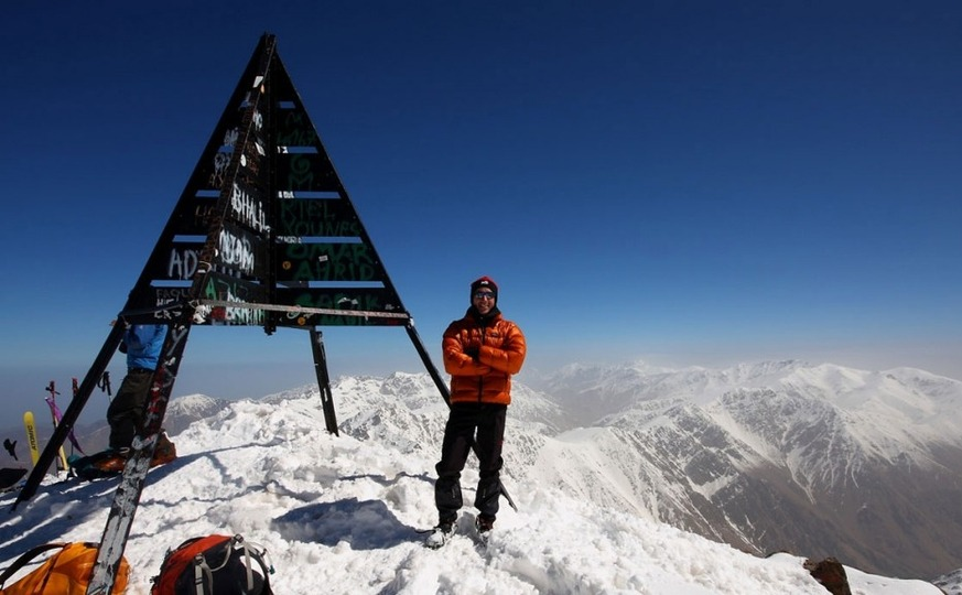 Toubkal Summit Winter Trek 3 Days - Trekking Toubkal
