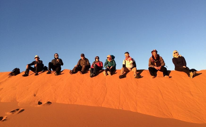 Morocco Sahara Tour, Merzouga Dunes Expedition - 3 Days