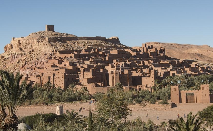 Morocco Sahara Tour, Merzouga Dunes