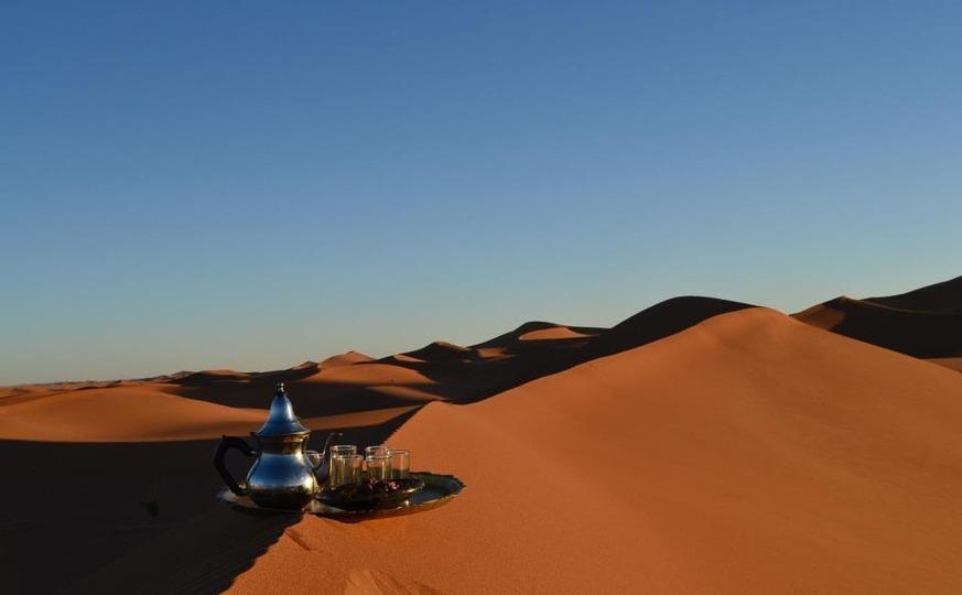 Morocco Sahara Tour, Merzouga Dunes Expedition