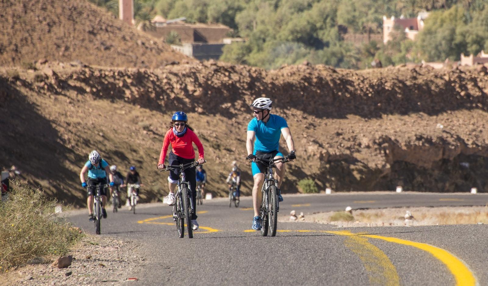 Day Trip Mountain Bike to Atlas Valleys