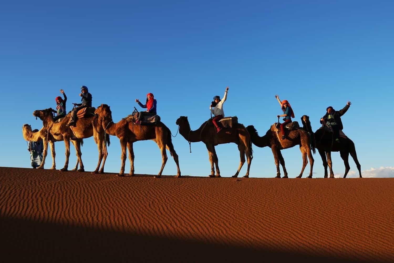 Toubkal Sahara Combined Trip of Morocco - 5 Days